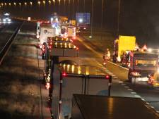 Dodelijk ongeval op A1 bij Holten is bedrijfsongeval