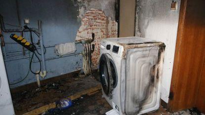 Defect aan wasmachine maakt huis onbewoonbaar