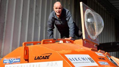 Fransman (71) steekt Atlantische oceaan over in houten ton, met foie gras en wijn