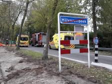 Boom valt tijdens rooien op fietser (77) in Hilvarenbeek, slachtoffer overleden