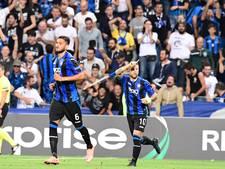 Atalanta veegt Everton van de mat, Depay scoort voor Lyon