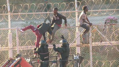Transmigranten verleggen route naar Spanje