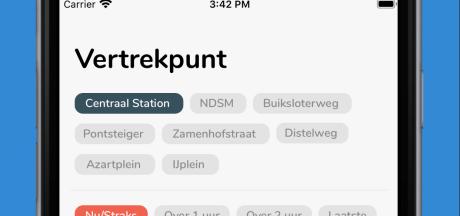 Nieuwe pontplanner: 'Ik dacht: dan bouw ik zelf wel een app'