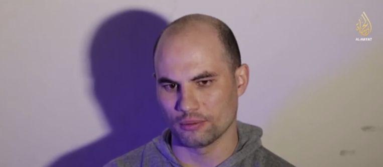 Sergej Asjimov. Beeld Hayat Media