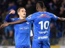Racing Genk verstevigt koppositie