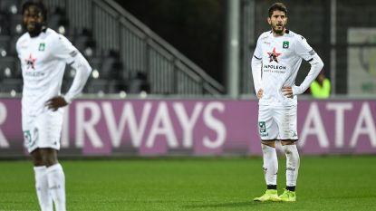 Zelfs penalty gaat er niet in op Eupen: het einde komt nu wel heel dichtbij voor Cercle Brugge