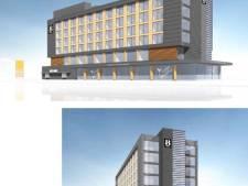 Bouw GR8-hotel aan A16 kan volgend jaar starten