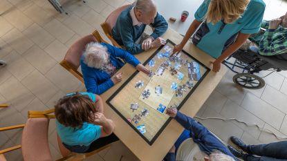 BelevenisTafel voor dementerende bejaarden