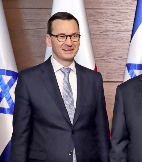 Top Israël afgeblazen na rel over Poolse rol tijdens WOII
