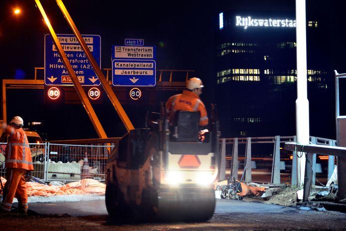 Werkzaamheden aan de Galecopperbrug zijn voorbij.