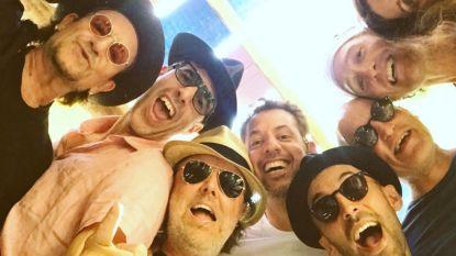 Superselfie: Bono, Matthew McConaughey, Woody Harrelson en Isla Fisher samen op de foto