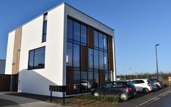 SVK Zuid-Oost-Vlaanderen is verhuisd naar een nieuwbouw op de OCMW-campus in Herzele.