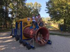Wéér inbraak in speeltuin in Helmond: 'De beelden gaan op Facebook'