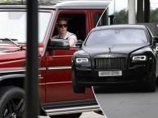 De Porsche à Bentley, en passant par Mercedes et Range Rover: le luxueux 'garage' des Diables Rouges