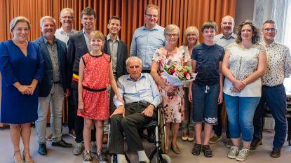 Goud voor Henri Claes en Frieda Weckhuysen