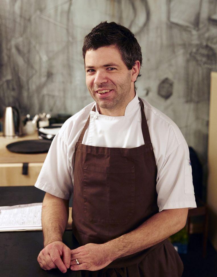 Chef Enda McEvoy, Loam. Beeld Oof Verschuren