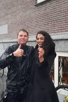 Spijkenisser vindt ring terug in Herengracht