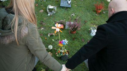 Begraafplaats voor doodgeboren kindjes wordt  sterretjesweide