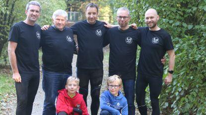 Nieuwe start voor zondagjogging in domein De Ghellinck