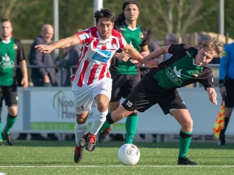 Regioclubs aan kop: DHC en SV Den Hoorn maken tot nu toe de dienst uit in 1B