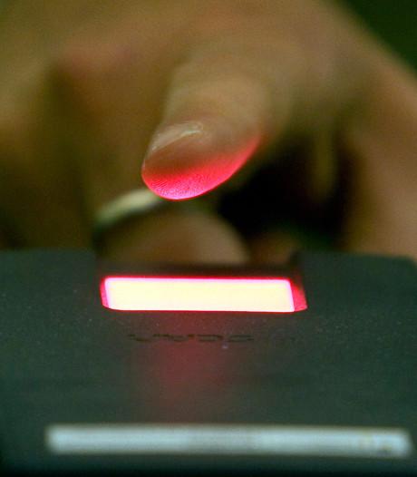 Juristen gemeente zochten uit of gebruik vingerscan strafbaar was