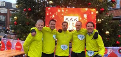 Deelnemers WinterRun in Kaatsheuvel halen ruim een ton op voor Villa Pardoes