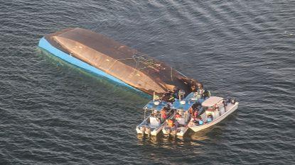 Kapitein van gekapseisde ferry in Tanzania gearresteerd