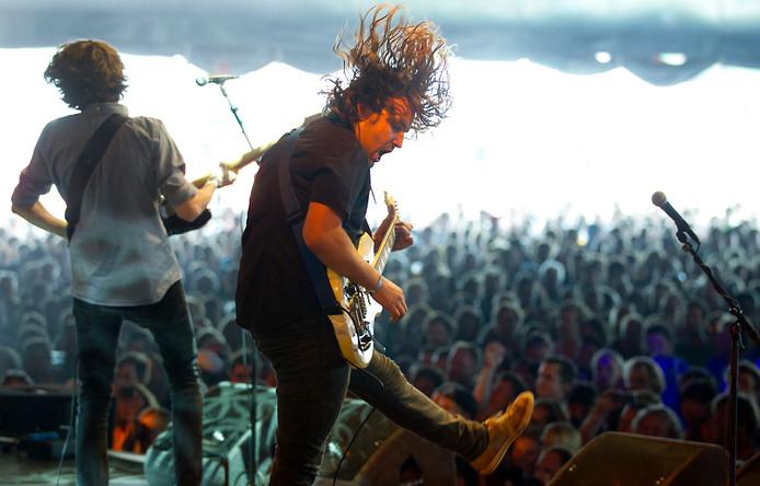 De Eindhovense psychedelische garagerockband Mozes en The Firstborn is de supportact van De Staat tijdens het concert op 16 maart in AFAS Live in Amsterdam.