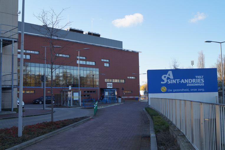 Het Sint-Andriesziekenhuis.