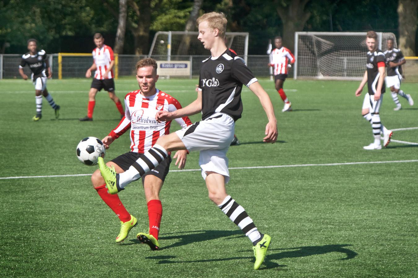SML en Arnhemse Boys hebben aan een gelijkspel genoeg om verder te bekeren.
