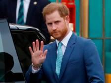 """Le prince Harry """"n'arrive pas à croire combien sa vie a été bouleversée"""""""