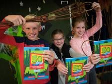 IJsselsteinse kinderen de natuur in met doeboek over Lopikerwaard