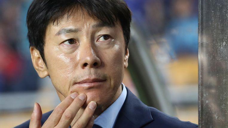 Shin Tae-yong.