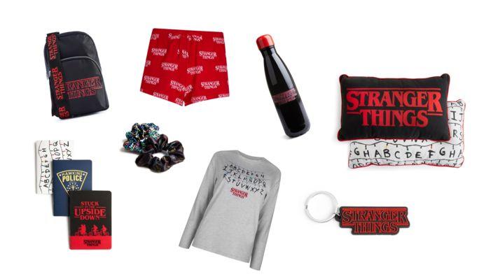 De Stranger Things-collectie heeft voor ieder wat wils.