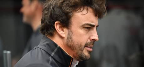 Alonso met McLaren weer in Indy 500