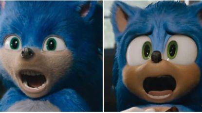 Sonic krijgt nieuwe look na zware kritiek op eerste versie