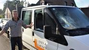 Tientallen auto's beschadigd door vandalen in Houthalen