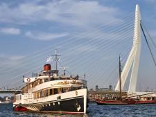 Bootje kopen? Rotterdams partyschip De Majesteit in de verkoop