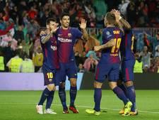 Barcelona wil gewoon in Spaanse Liga blijven
