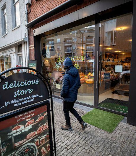 Ondanks enkele dreigementen, blijven deuren van horeca en retail gesloten
