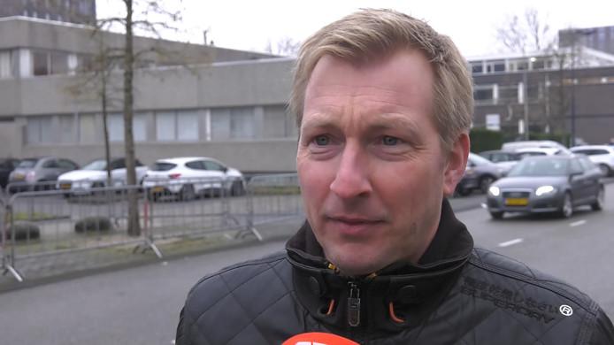 Misdaadjournalist Koen Voskuil