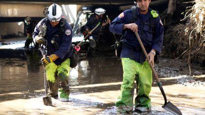 Hoop voor vermisten in Californische modderstromen vervliegt