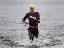 In Zoutelande is Simone de Rijcke wél de snelste zwemster