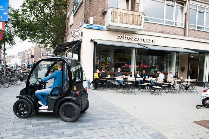 Amsterdamse Yuppen Mogen Niet Meer Op De Stoep Parkeren Auto
