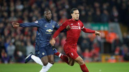 LIVE. Liverpool voert de druk op nadat goal Man United werd afgekeurd wegens buitenspel Lukaku