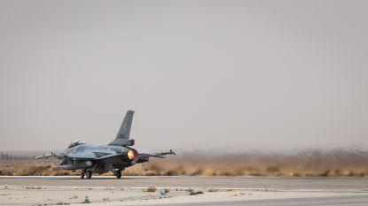 Weer Nederlandse F-16's boven Irak en Oost-Syrië