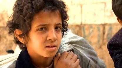VIDEO. Schrijnend: 'vuilniskinderen' moeten hun gezin onderhouden in Jemen