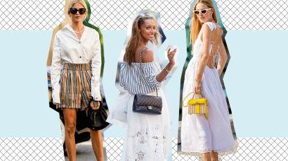 Van wikkeljurk tot blote schouders: de leukste modetrends voor een zwoele zomer