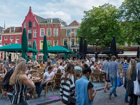 Horeca in stad Utrecht groeit explosief: 'Hoeveel koffiebars moeten er nog bij?'