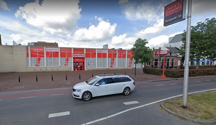 Het filiaal van Bristol aan de Oostwal in Oss.